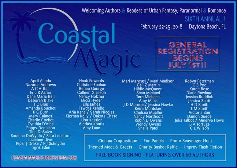 Coastal Magic 2018