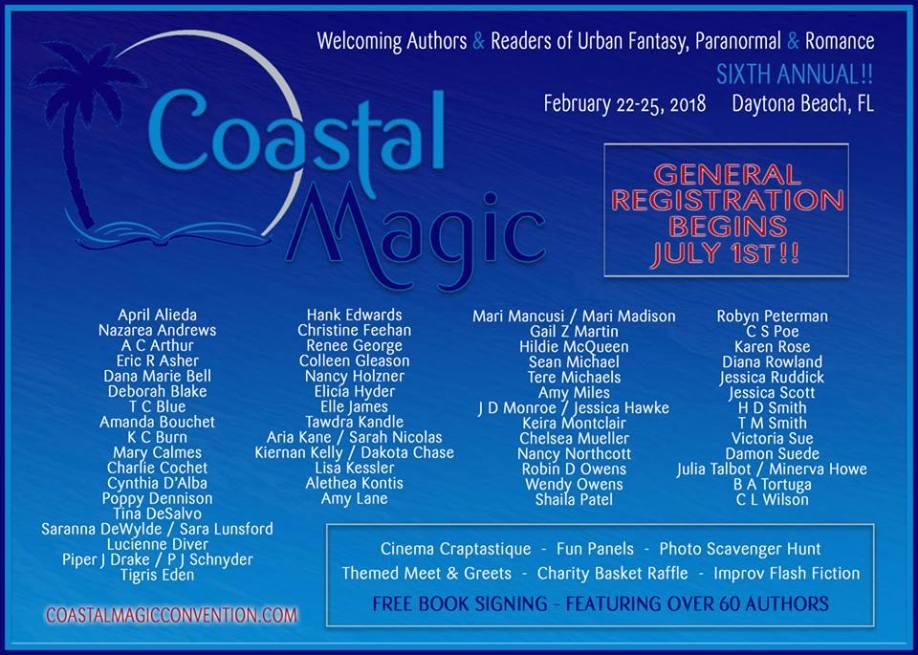 Coastal Magic 2018