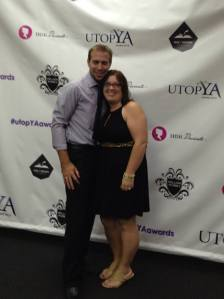 A Red Carpet event with my hubby