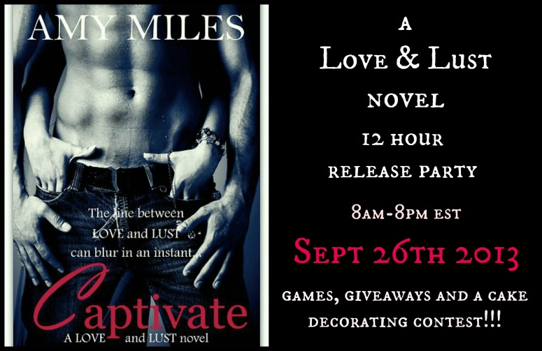 Captivate release party